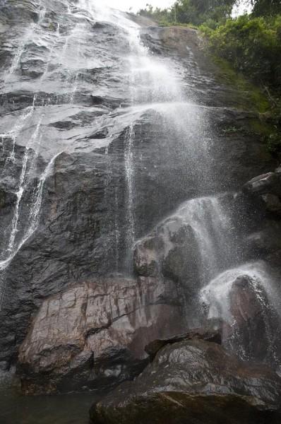 Hunas Falls Sri Lanka